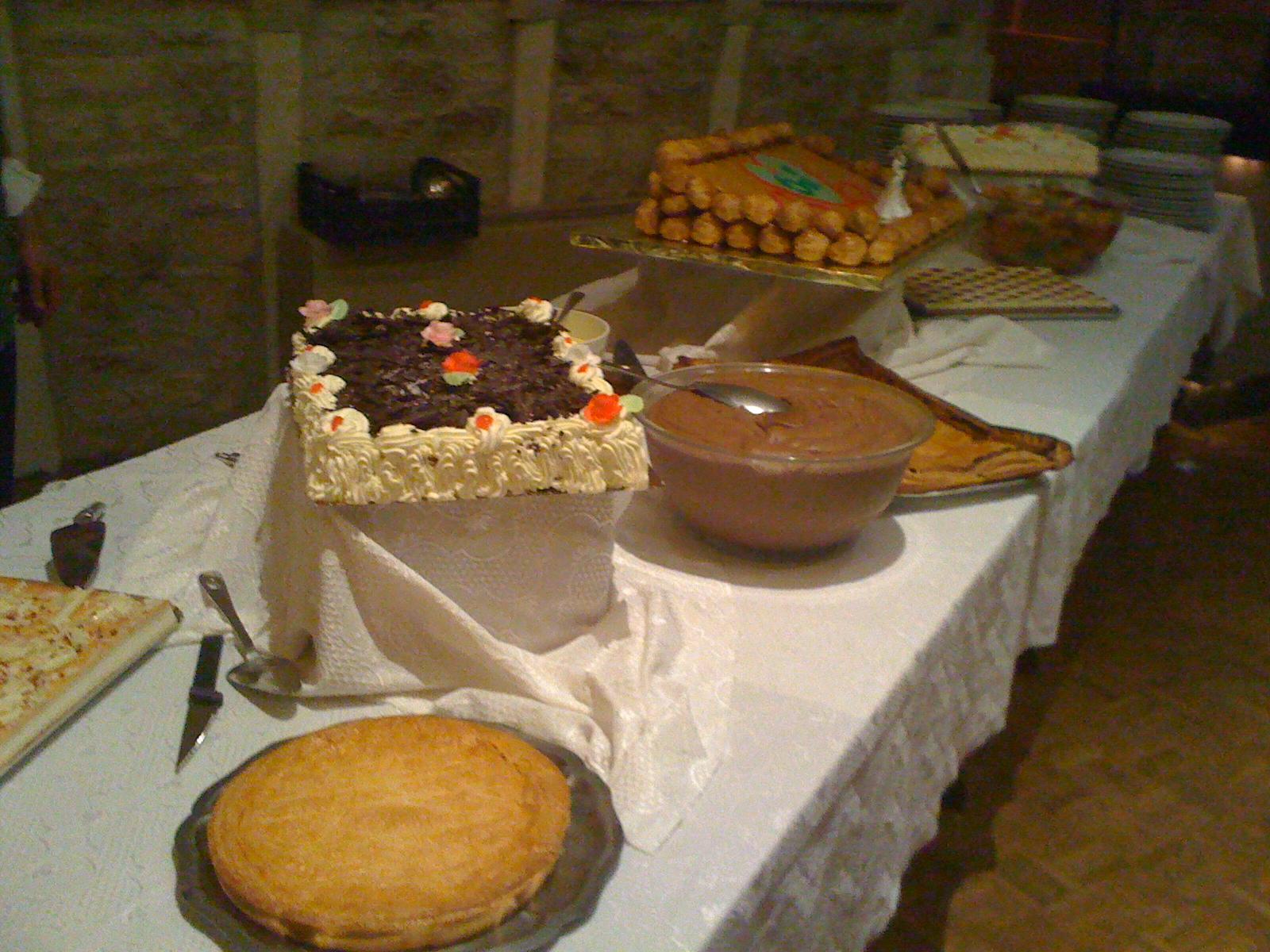 Buffet desserts 2
